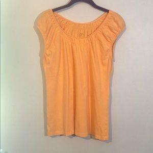 LOFT blouse size L